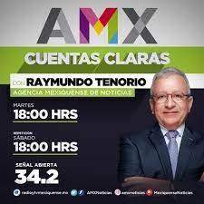 AMX - Cuentas Claras - Raymundo Tenorio
