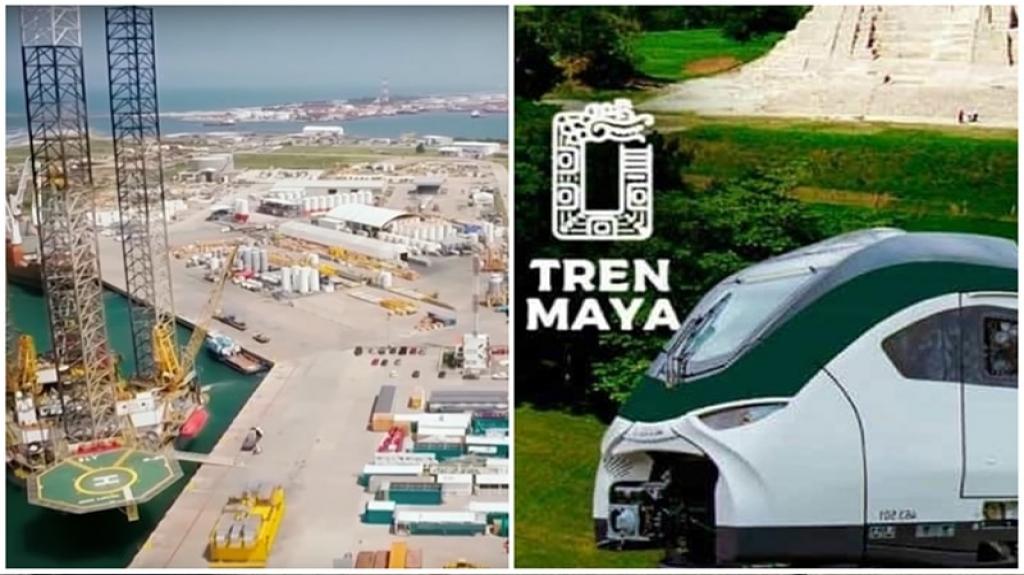 8 mil mdd más para Tren Maya y Dos Bocas