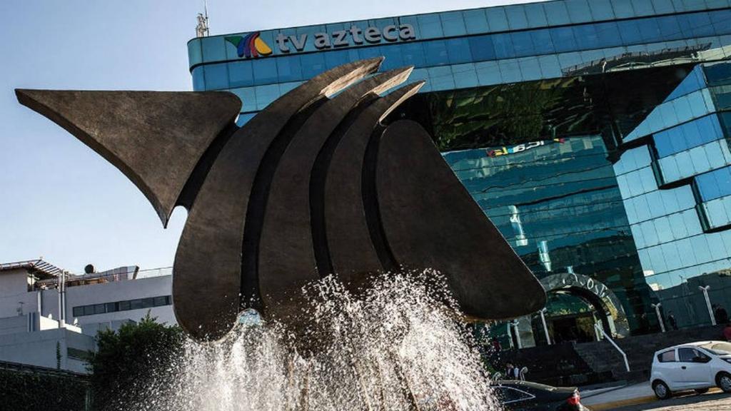 Mejoran ventas de TV Azteca en segundo trimestre