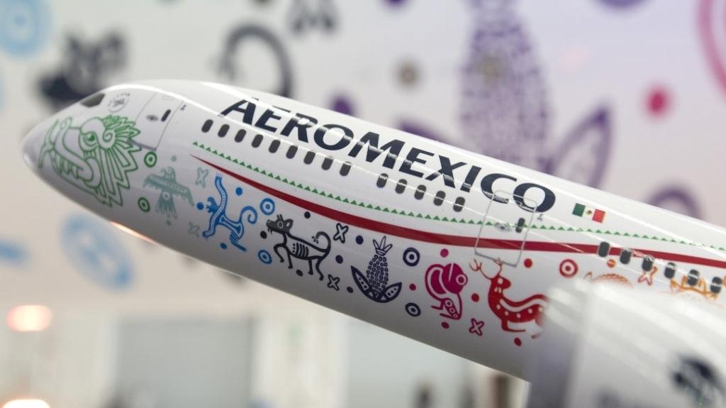 Tráfico de pasajeros en Aeroméxico creció 91.2% con respecto a septiembre del 2020