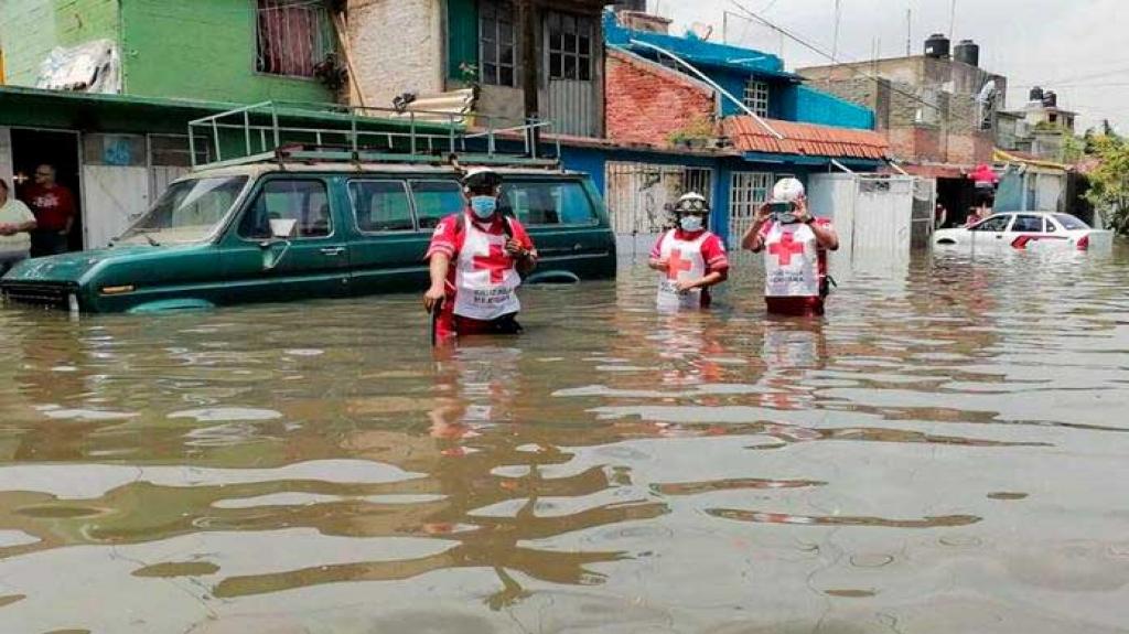 4T reduce las inversiones para prevenir desastres naturales