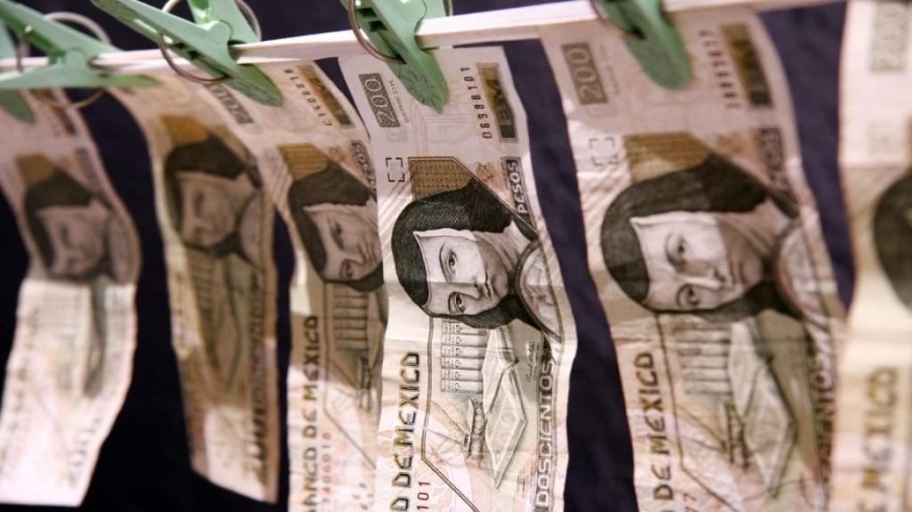 Lavado de dinero: bloquean 6 mil 516 mdp