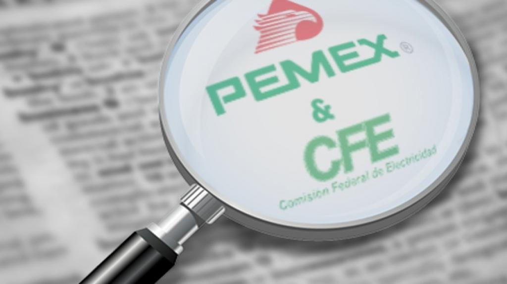 Proponen más gasto en energía; principalmente en CFE y Pemex