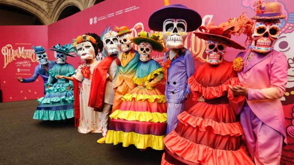 Regresa el desfile de Día de Muertos a la Ciudad de México