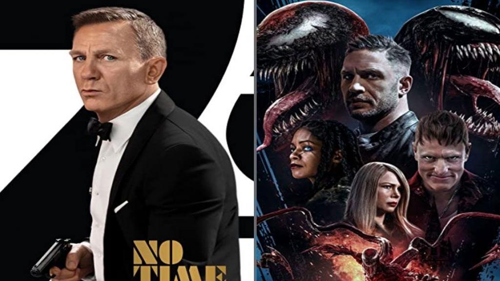 Venom y James Bond 'salvan' la taquilla cinematográfica en México