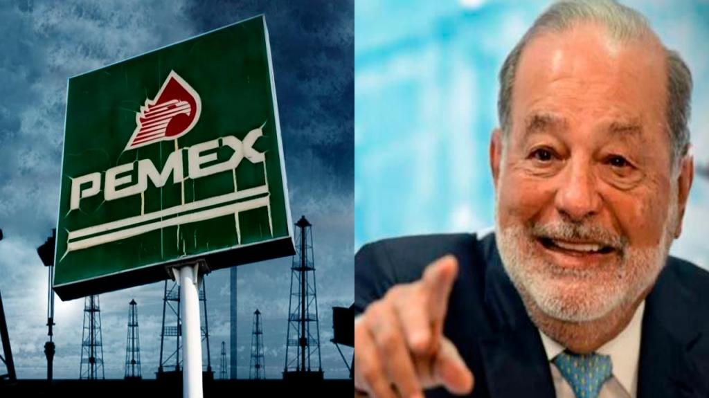 Carlos Slim gana contrato millonario para hacer trabajos de perforación a Pemex