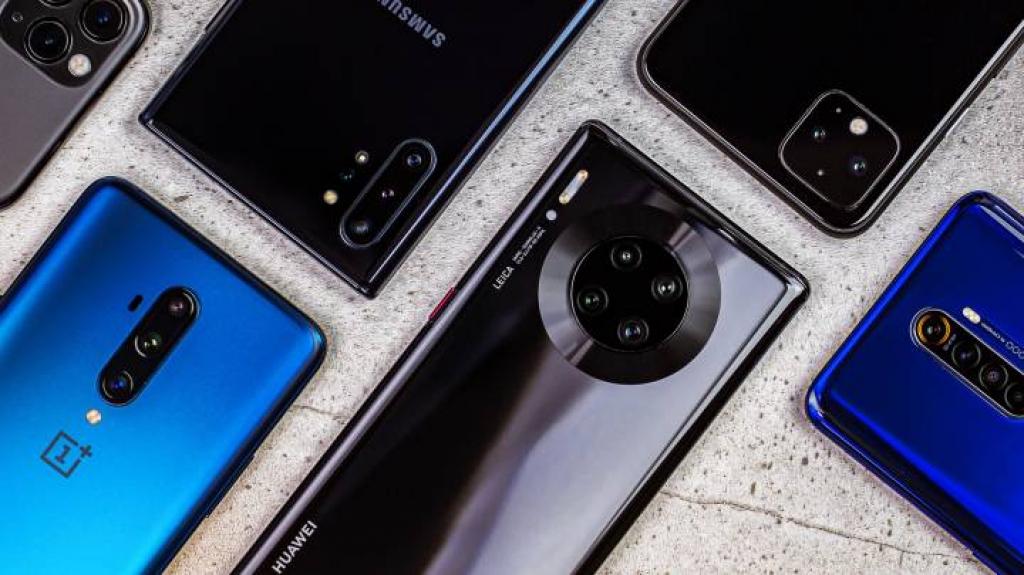 Chinos ganan terreno en smartphones