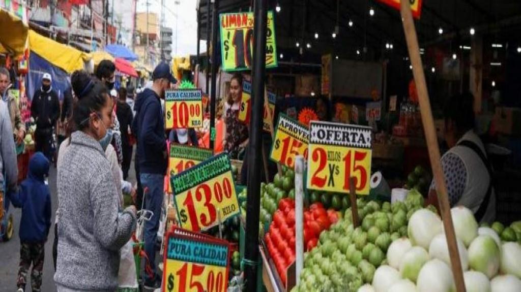 Inflación se desacelera; llega a 5.59% en agosto